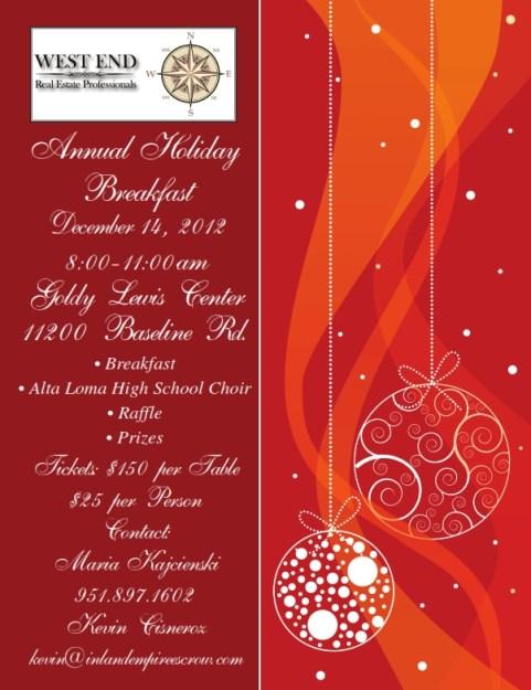 WEREP Holiday Flyer 2012