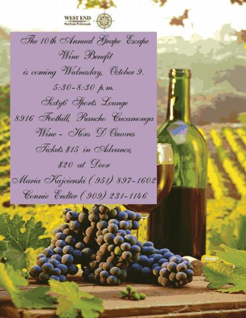 Wine Tasting 2013