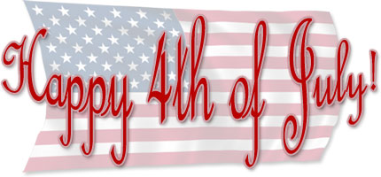 WEREP wishes you and your family a safe and happy Fourth of July holiday weekend