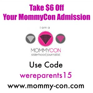 discount mommycon ticket