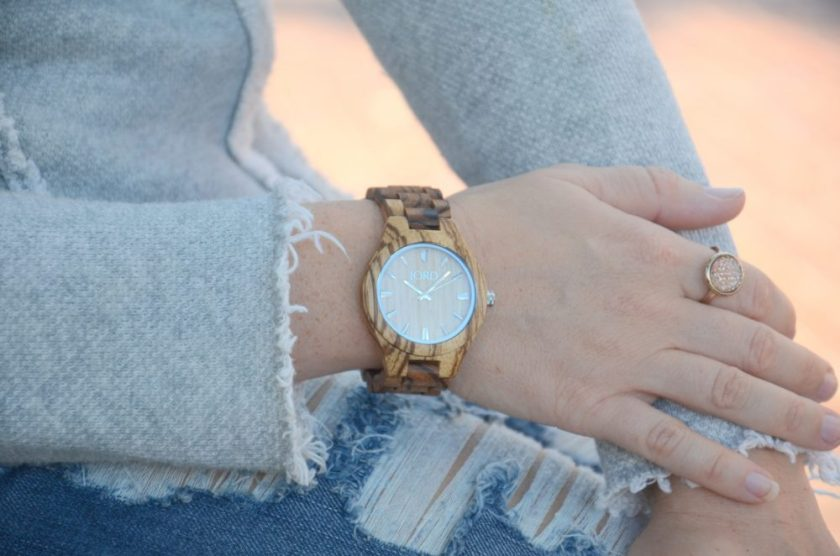 JORD Wood Watch Fall Accessories Womens Watch