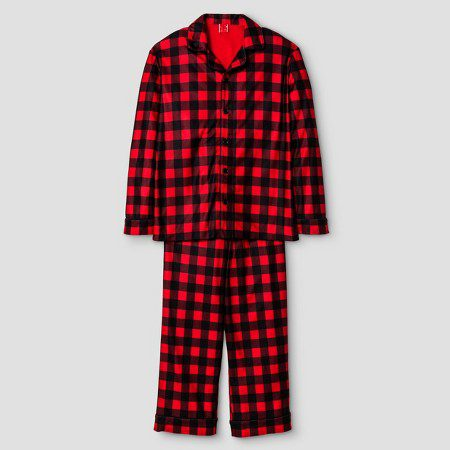 buffalo-plaid-family-pajamas