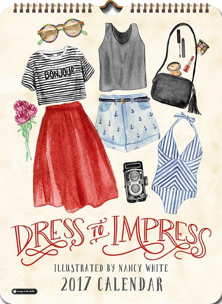 Dress to Impress Calendar