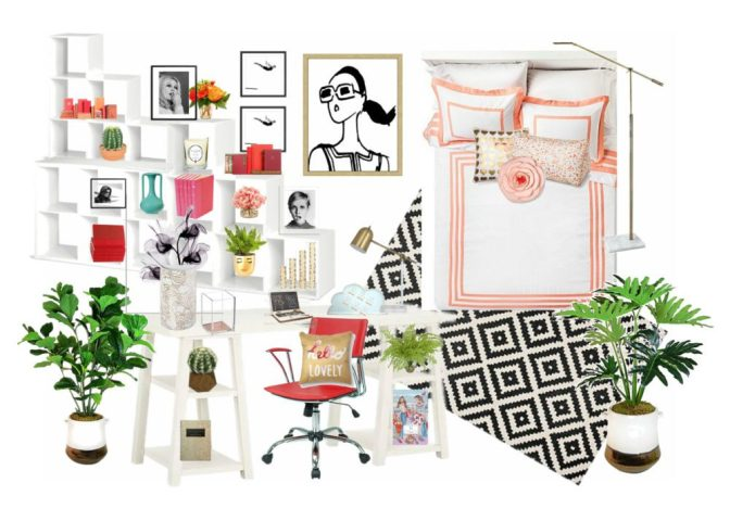 Office Makeover Mood Board