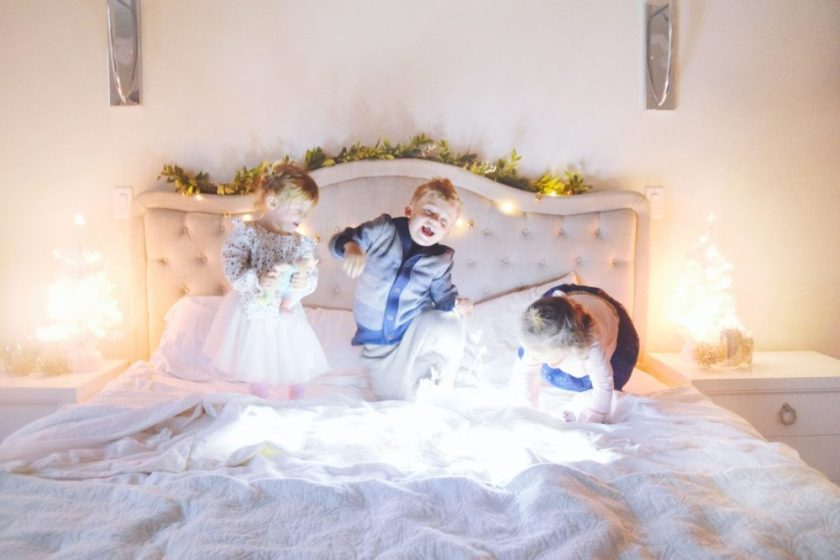 Twinkle Lights Holiday Pictures