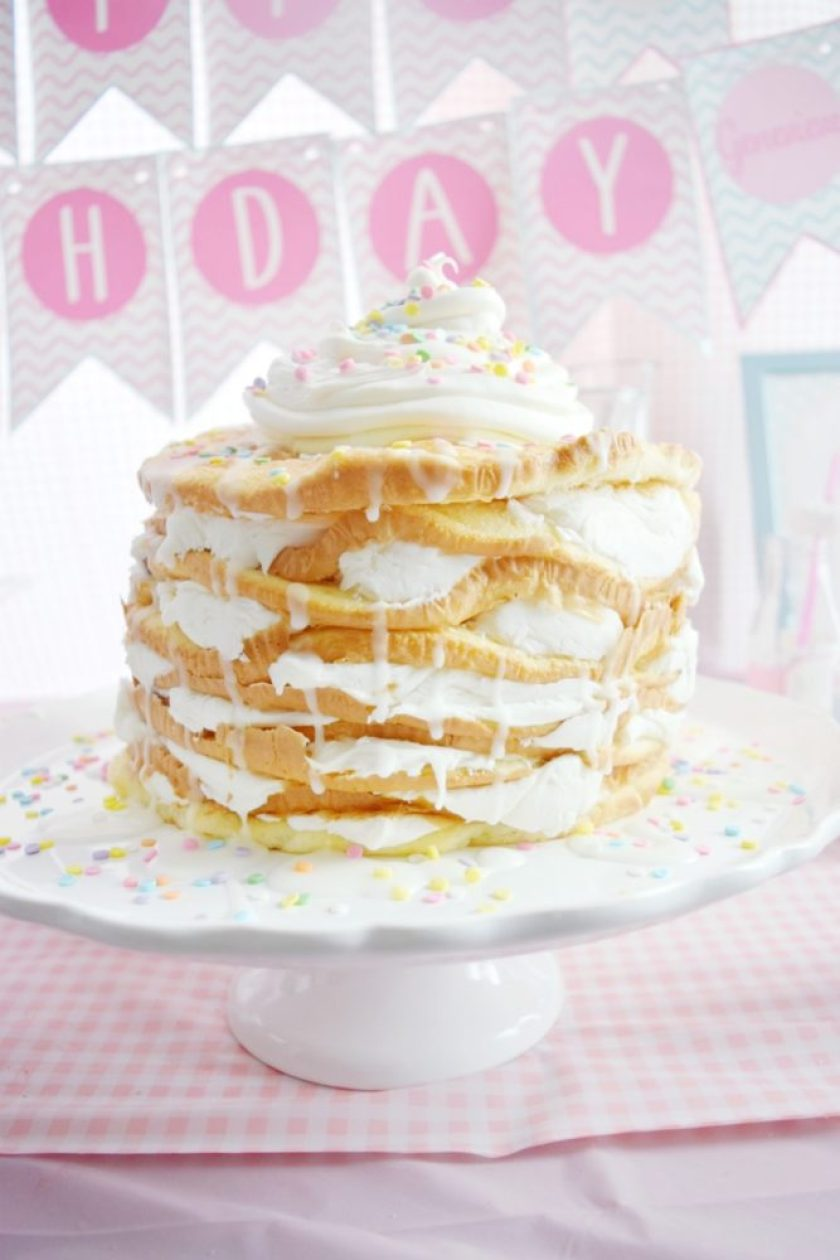 A Preppy Pretty Pancakes and Pajamas Birthday Party » We\'re The Joneses