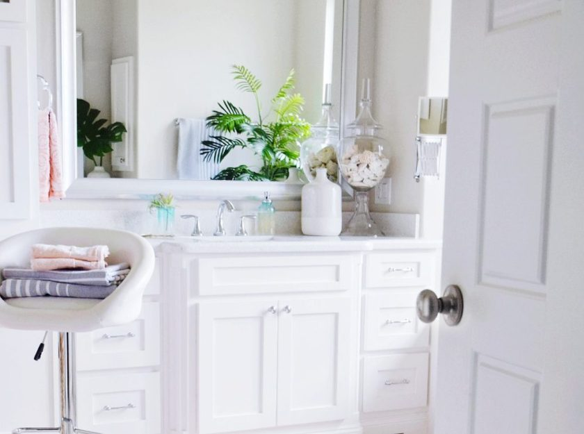 Beautiful Master Bathroom Refresh On A Budget We Re The