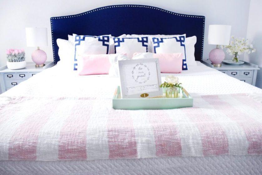 Modern Elegance Guest Bedroom Decor Ideas We Re The Joneses