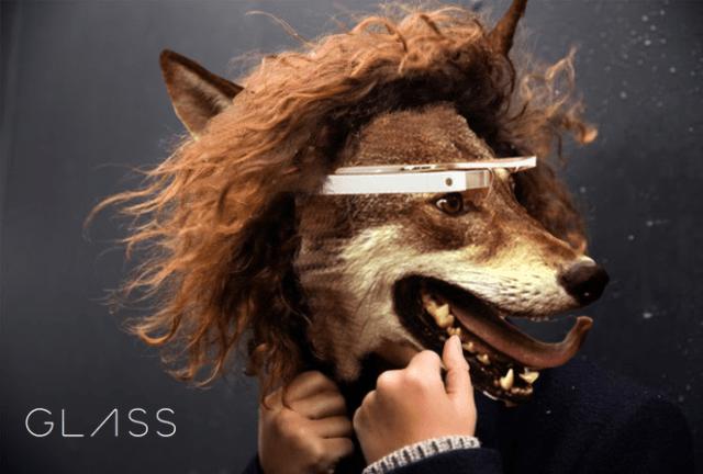 Werewatchers - News - Google Glass Fashion