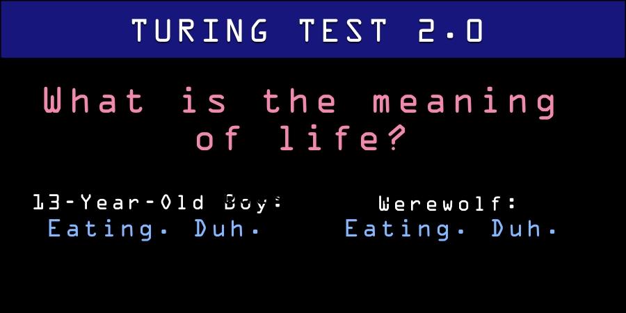 WereWatchers - News - Turing Test 2 - FEATURED