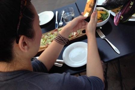 WereWatchers - Advice - Food Blogger - werewolf in photo