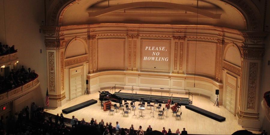 WereWatchers - Carnegie Hall - FEATURED