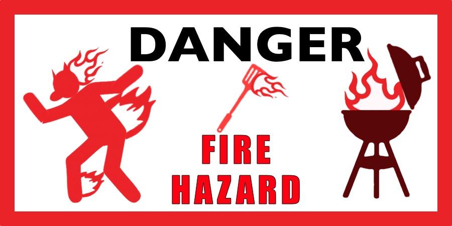 WereWatchers - News - Grill Fire Safety - FEATURED