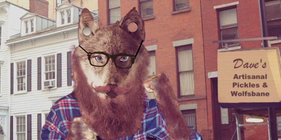 WereWatchers - Haircare - Hipster Say No To Beard - Featured