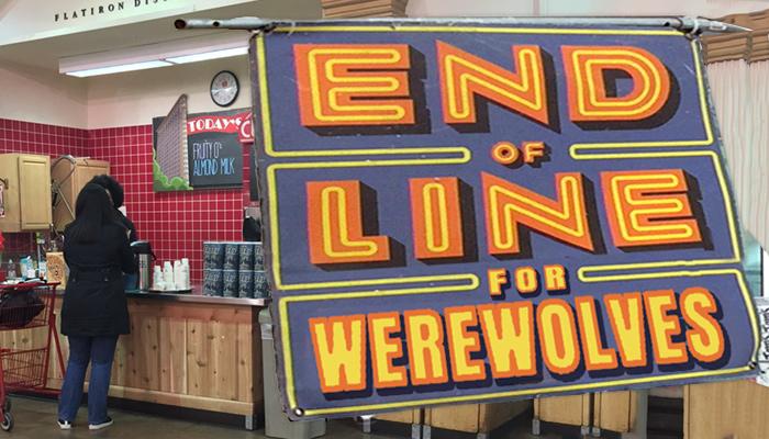 WereWatchers - Werewolves Injured At Trader Joes
