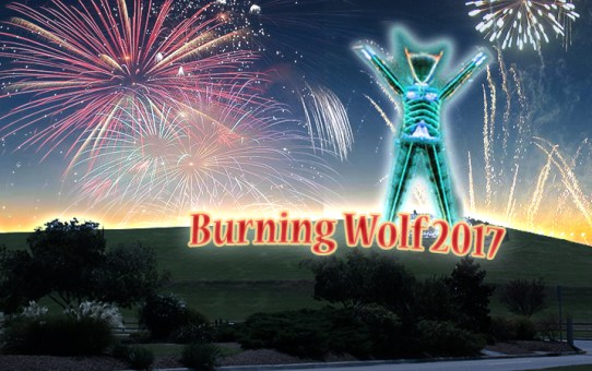 Burning Wolf 2017 - Virginia Beach's Burning Man
