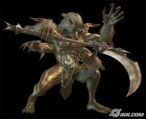 Volf, Werewolf from Ninja Gaiden II