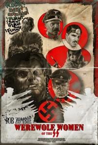 Werewolf Women of the S.S. poster