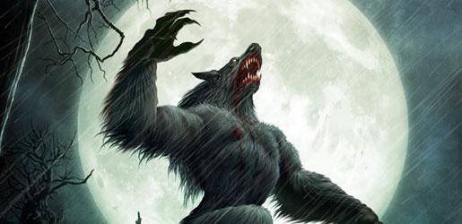 Howl of the Werewolf - Martin McKenna