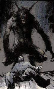 Dead Irons Werewolf