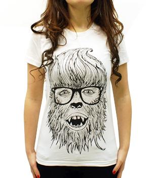 Hipster Werewolf