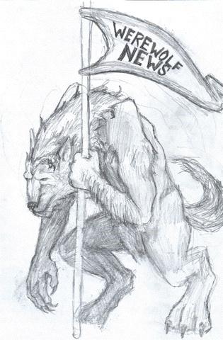 Werewolf News - Ashley Fishman