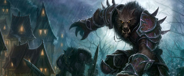 World of Warcraft - Worgen Concept Art 2