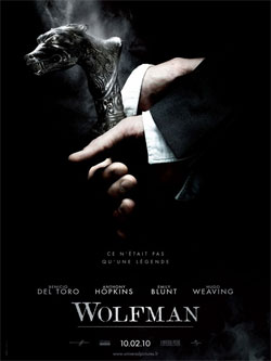 France Wolfman Poster