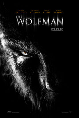 Wolfman Poster 1
