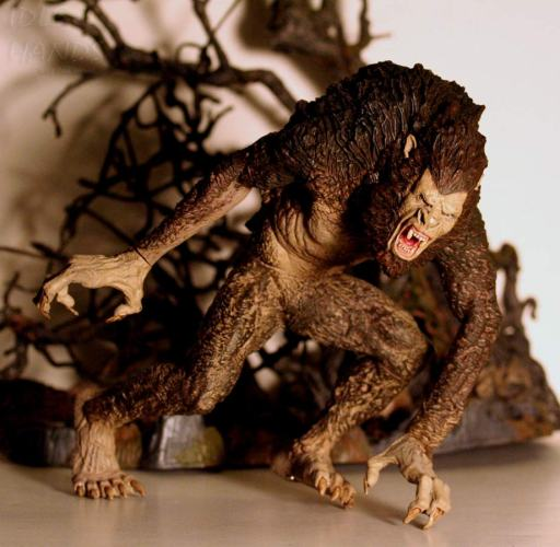 A Brief History of Werewolves in Plastic featured image