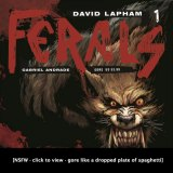 "David Lapham's Upcoming Comic ""Ferals"" Promises Fur, Claws & a Killer Story featured image"