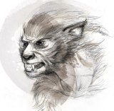 """Book Review: """"Werewolves – An Illustrated Journal of Transformation"""" by Paul Jessup featured image"""