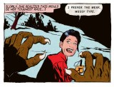 Pre-Code Comics: Werewolves of the Rockies featured image