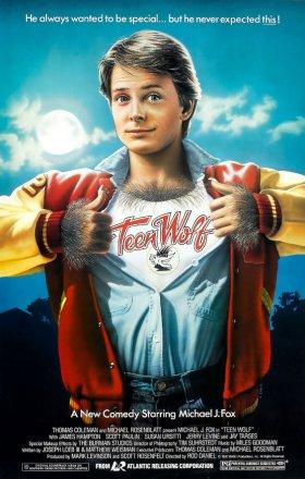 """Michael J. Fox in """"Teen Wolf"""""""