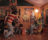 Werewolves' evening in at the Shine Shack – tea and sweet dance moves featured image