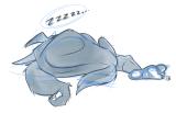 Werewolf Wednesday Theme: Sleepy Werewolves featured image