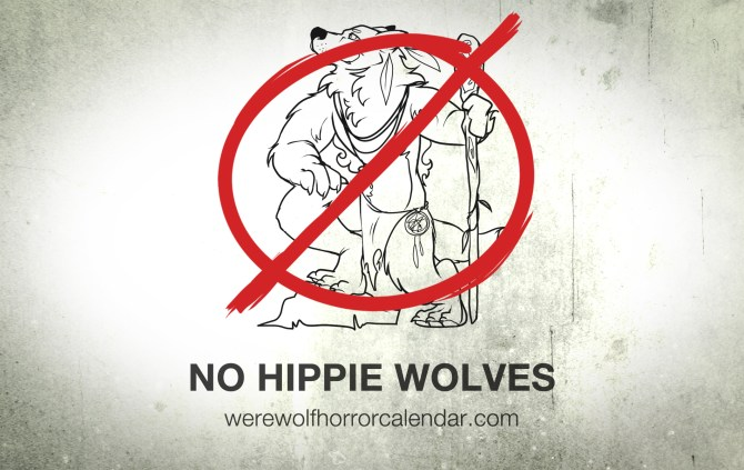 No Hippie Wolves