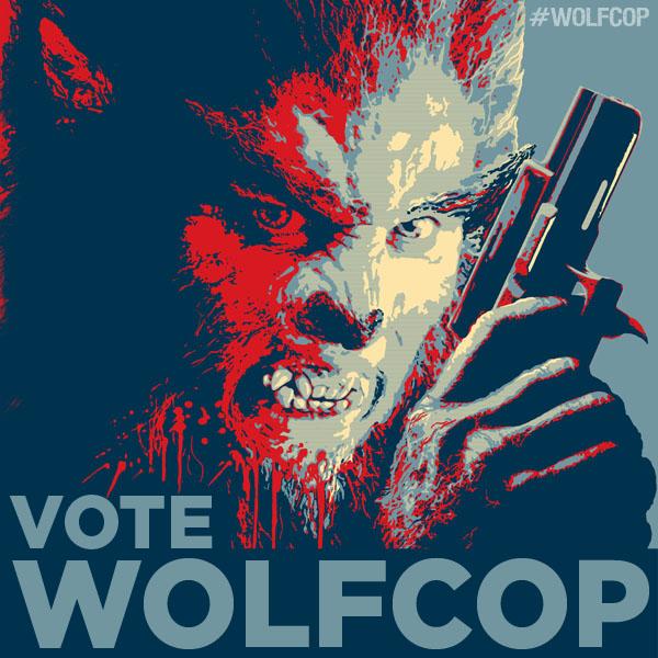 VOTE WOLFCOP Avatar