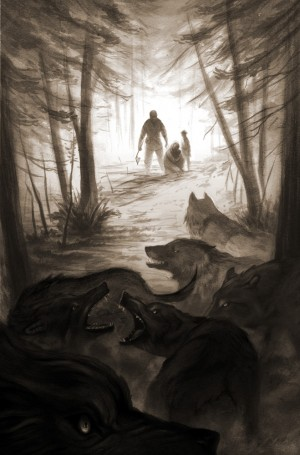 Night of 1,000 Wolves cover
