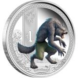 Coin Club Australia's epic silver werewolf coin featured image
