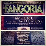 """""""Where are the Wolves?"""" I was interviewed for a Fangoria article! featured image"""