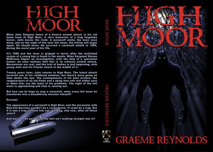 "Book Review: ""High Moor"" by Graeme Reynolds featured image"