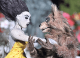"The werewolf in ""House Of Monsters"" is a sly dog featured image"
