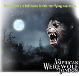 """Universal's """"Halloween Horror Nights"""" maze to feature An American Werewolf in London featured image"""