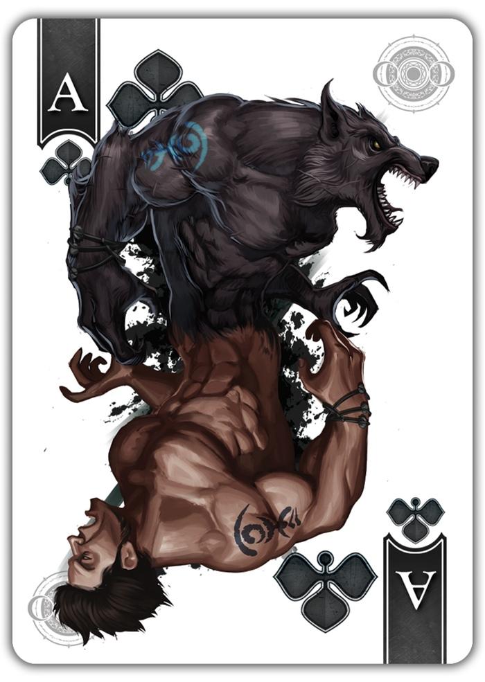 Werewolf Ace