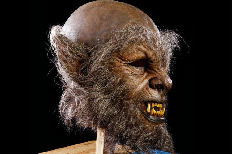 14 werewolf items up for grabs at Rick Baker Monster Maker auction featured image