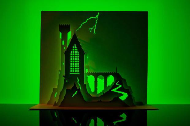 Horrorgami Watchtower