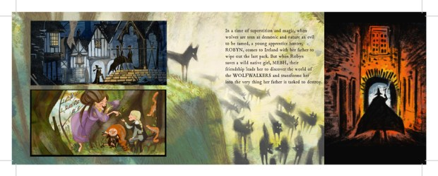 Wolfwalkers Booklet - large text final