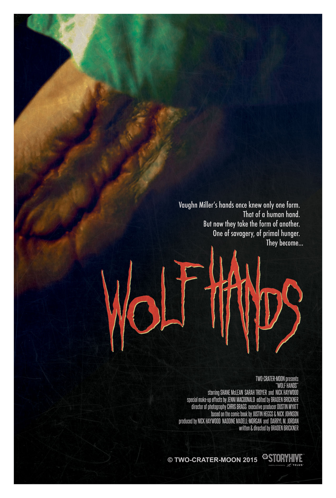 wolfhandsposter
