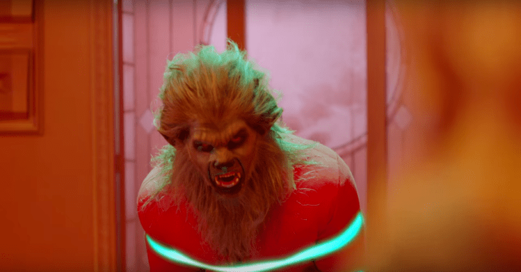 """Neon Joe, Werewolf Hunter"" miniseries starts tomorrow on Adult Swim featured image"